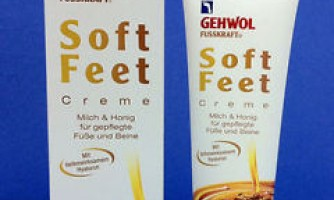 GEHWOL Soft Feet, 125-ml-Tube