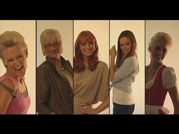 Softpads Model Fotoshoot 2012